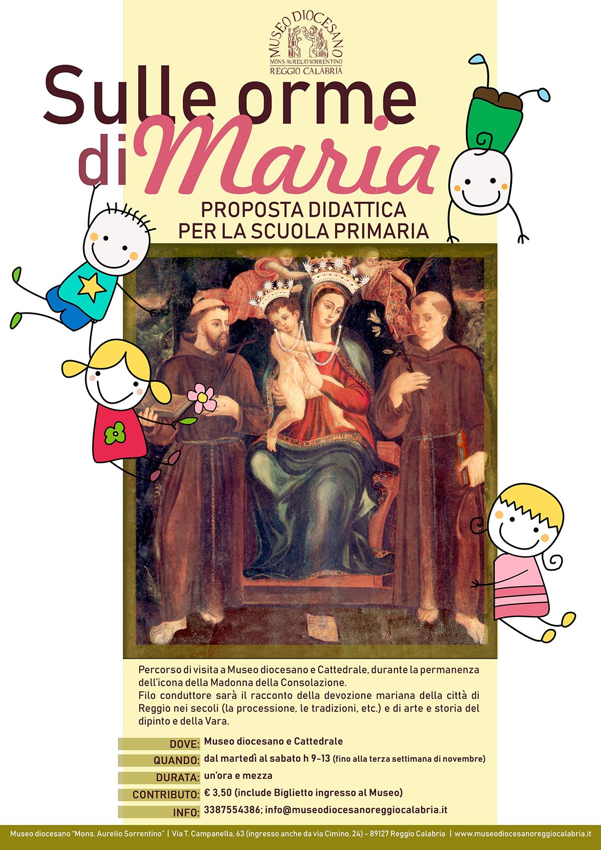 Sulle orma di Maria - Scuola Primaria