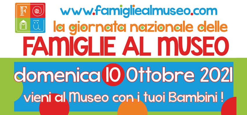 Domenica 10 ottobre al Museo diocesano ritorna Famiglie al Museo